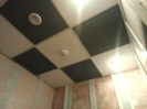 Облицовка потолка плитами