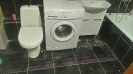 Установка и подключение мебели и техники в ванной