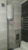 Установка бойлера и сушки в ванной